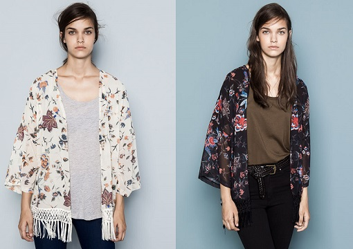 kimonos pull and bear