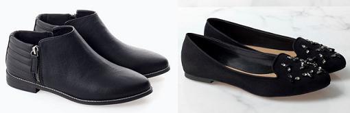 lefties zapatos cremallera