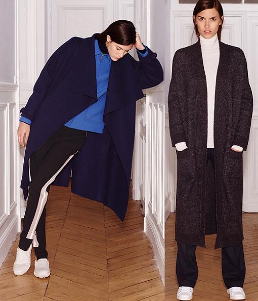 lookbook zara woman otoño invierno 2014 2015 moda mujer