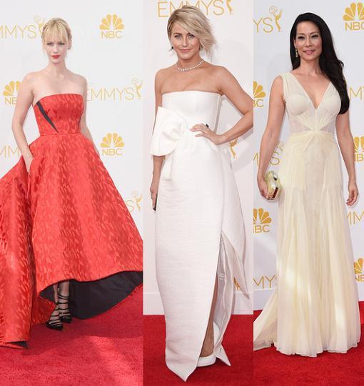 premios emmy 2014 vestidos de fiesta