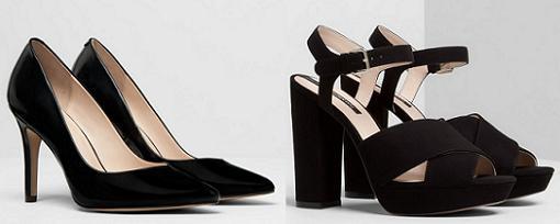 pull and bear zapatos mujer otoño invierno 2014 2015