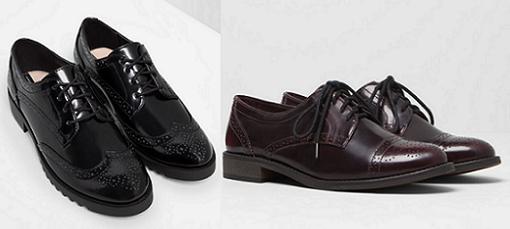 pull and bear zapatos mujer