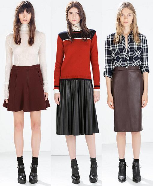 84f67ac2f La mejor ropa de Zara mujer otoño invierno 2014 2015 - RobaTendencias