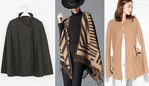 abrigos invierno 2015 capa