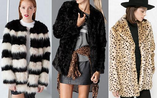 abrigos invierno 2015 de piel
