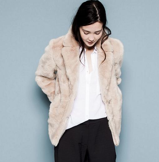 Chaquetas y abrigos Pull and Bear otoño invierno 2014 2015