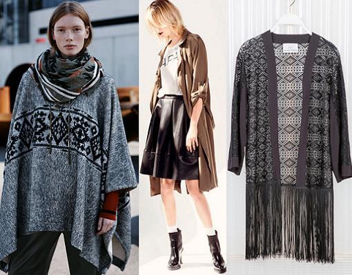 20 tendencias en ropa de moda oto o invierno 2014 2015
