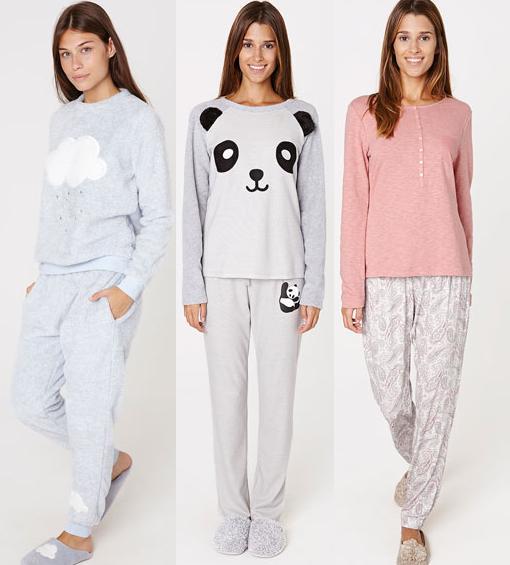 a5fda404be oysho pijamas invierno 2014