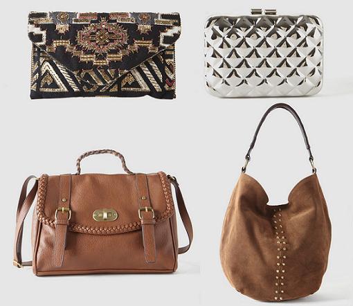 8113136b7ab Zapatos y bolsos Sfera para el otoño 2014  complementos de moda ...