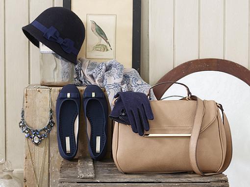Zapatos y bolsos Sfera para el otoño 2014: complementos de moda ...