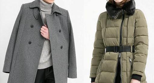 abrigos mango 2015