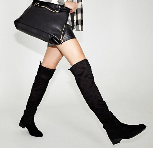60% barato venta caliente real venta limitada Botas mosqueteras baratas de Mustang, Zara, Marypaz, H&M ...