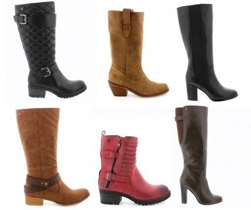 zapatos mustang mujer invierno 2014 botas