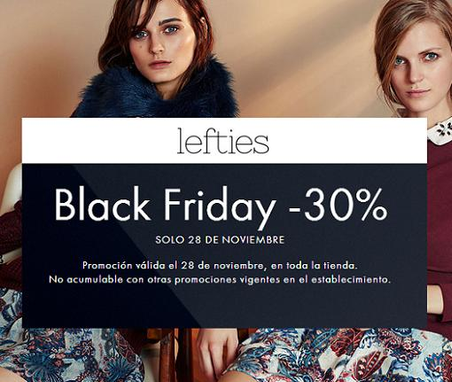 black friday lefties