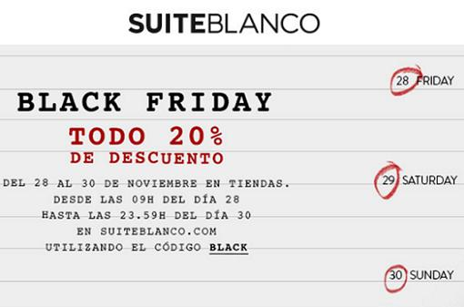 blanco black friday