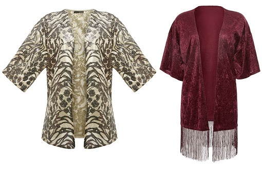 kimonos primark
