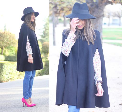 street style abrigos capas