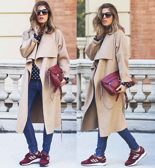 street style abrigos zara