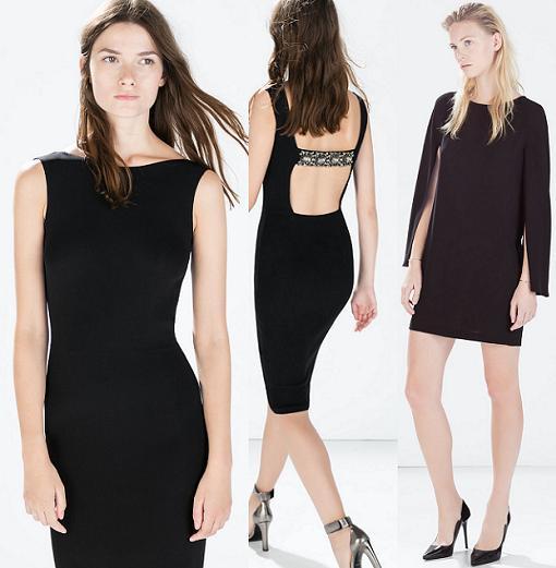 84dc7b553 Vestidos para Nochevieja de Zara 2015