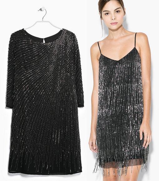 vestidos para nochevieja 2015 lentejuelas