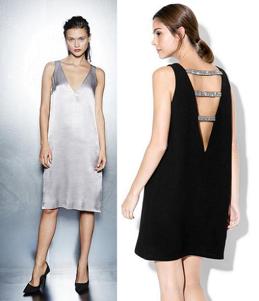 vestidos para nochevieja 2015 mango lencero