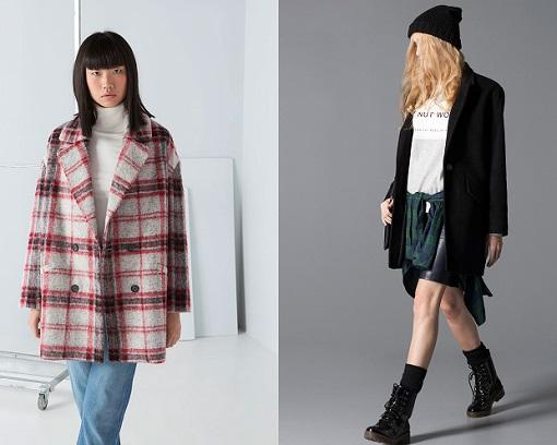 abrigos de moda baratos