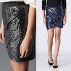 faldas de lentejuelas 2015