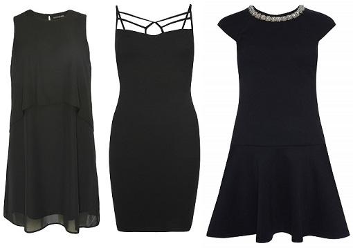 little black dress primark