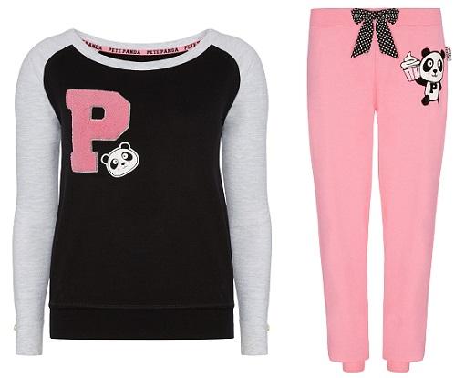 Pijama primark invierno 2014