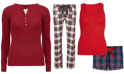 pijamas primark otoño 2014