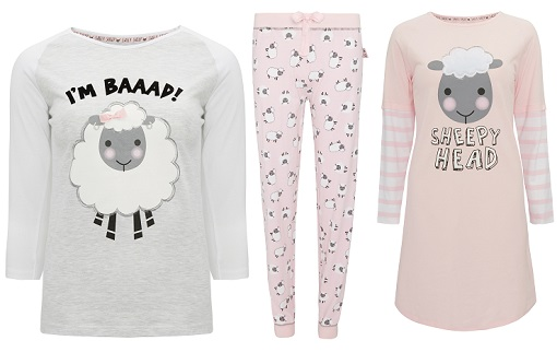 Primark pijamas