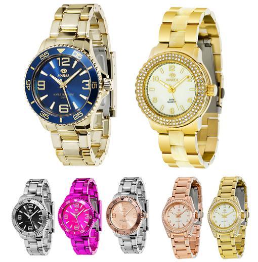 relojes marea deportivos