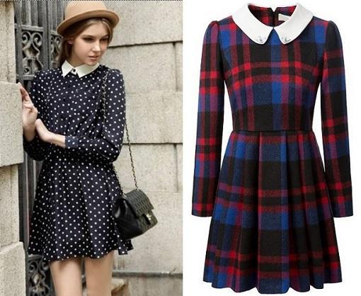 sheinside vestidos vintage