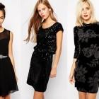 vestidos de noche Asos