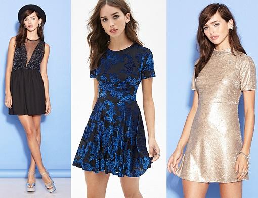 vestidos de noche online