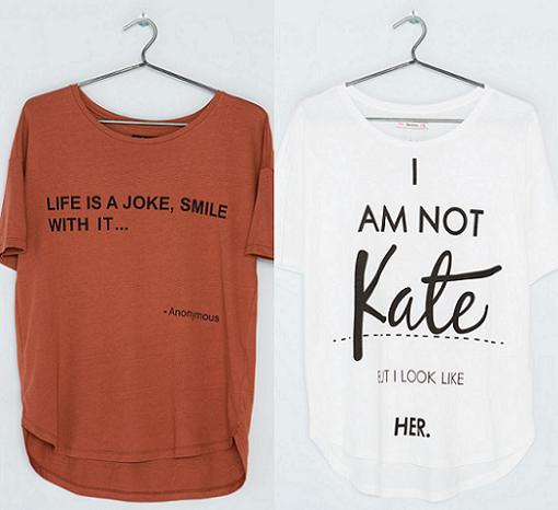 camisetas graciosas