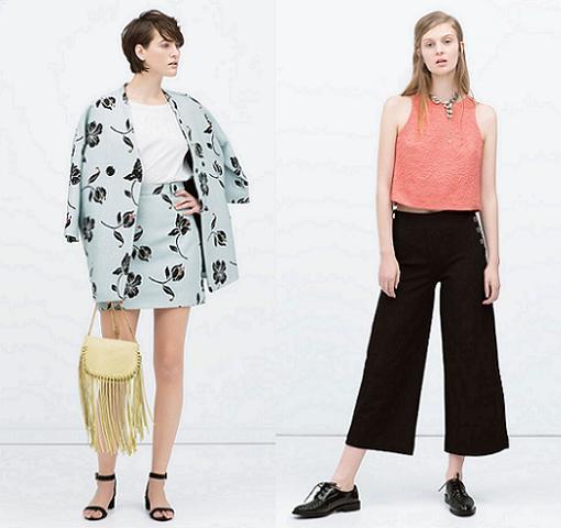 Nueva colecci n de zara woman 2015 novedades en ropa y for Zara nueva coleccion