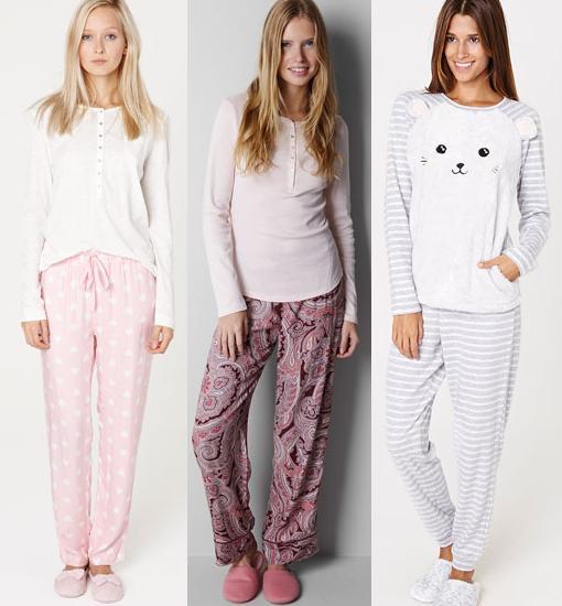 oysho rebajas pijamas