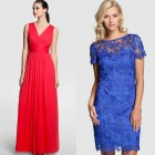 vestidos de boda para invitadas baratos y bonitos