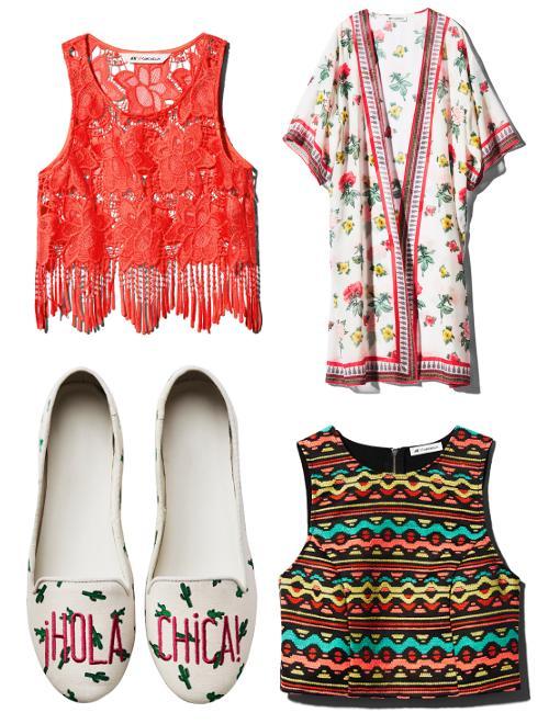 hm ropa primavera verano 2015