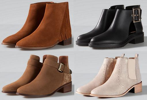 b32b58be8a465 Stradivarius zapatos y sandalias para la primavera 2015 - RobaTendencias