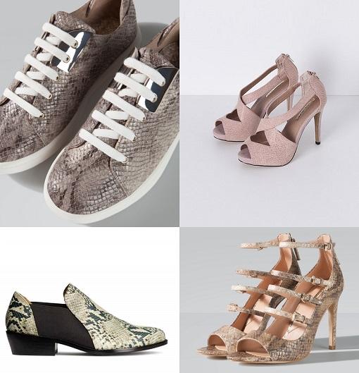 zapatos de moda primavera 2015