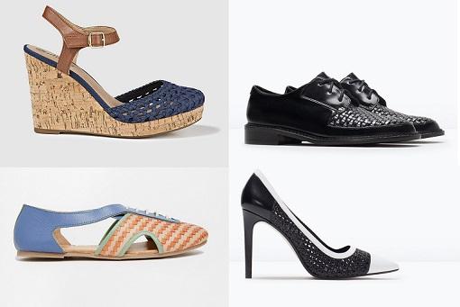 Zapatos primavera 2015