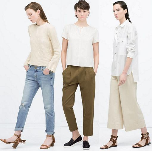 zara pantalones primavera verano 2015