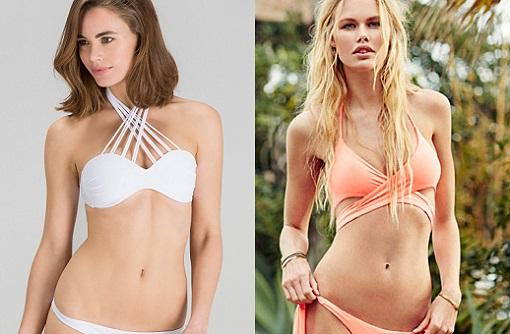 bikinis multiposición