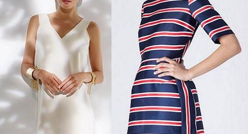 nuevos vestidos blanco primavera verano 2015