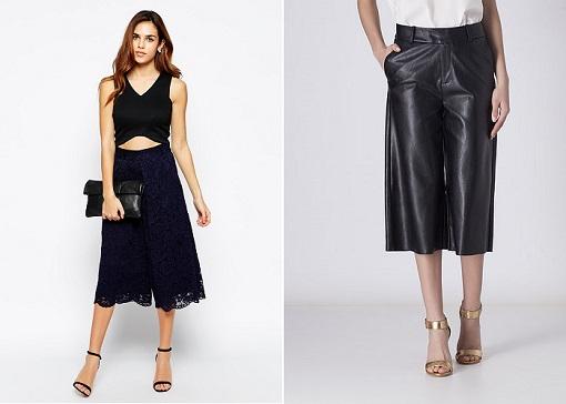 Pantalones culotte 2015