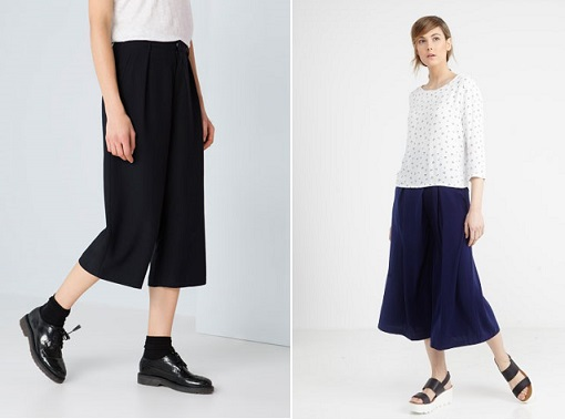Pantalones de moda