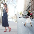 street style culottes