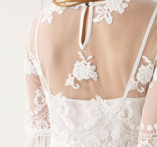 vestidos bershka primavera verano 2015